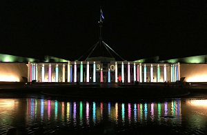 Parliament House 30th Anniversary
