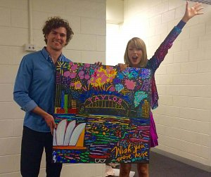Taylor Swift & Vance Joy